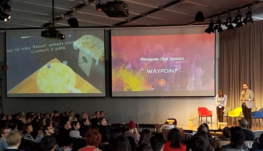 Waypoint Demo